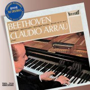 Claudio Arrau: Beethoven: Piano Sonatas Nos.8, 23, & 14 - CD