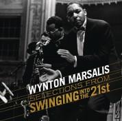 Wynton Marsalis: Swingin Into The 21 St - CD