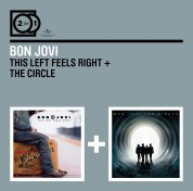 Bon Jovi: This Left Feels Right/ The Circle - CD