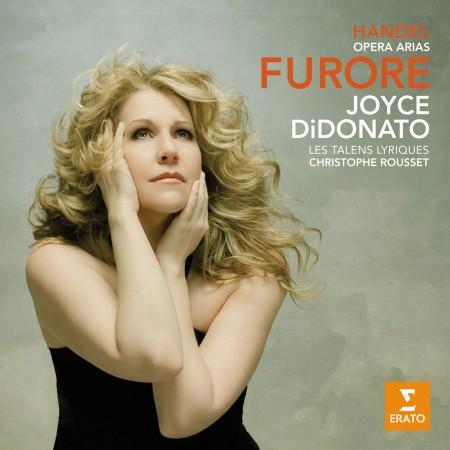 Joyce DiDonato - Handel Opera Arias, Furore - CD