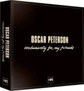 Oscar Peterson: Exclusively for My Friends - Plak