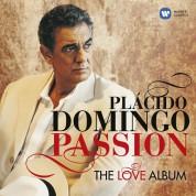 Plácido Domingo: Passion: The Love Album - CD