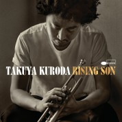 Takuya Kuroda: Rising Son - CD