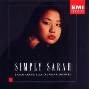 Sarah Chang, Charles Abramovic: Sarah Chang - Simply Sarah - CD