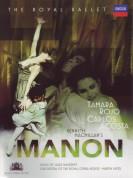 Carlos Acosta, Martin Yates, Orchestra of the Royal Opera House, Covent Garden, Tamara Rojo, The Royal Ballet: Massenet: Manon (Kenneth Macmillan's Manon) - DVD