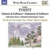 Royal Norwegian Navy Band: Tveitt, G.: Sinfonia Di Soffiatori / Sinfonietta Di Soffiatori / Folk-Tunes From Hardanger - CD