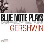 Çeşitli Sanatçılar: Blue Note Plays Gershwin - CD