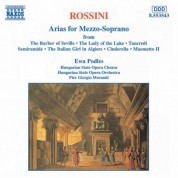 Rossini: Arias for Contralto - CD