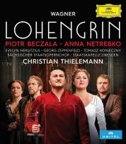 Anna Netrebko, Piotr Beczala, Christian Thielemann: Wagner: Lohengrin - BluRay