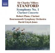 Bournemouth Symphony Orchestra: Stanford, C.V.: Symphonies, Vol. 4 (No. 1, Clarinet Concerto) - CD