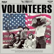 Jefferson Airplane: Volunteers - Plak