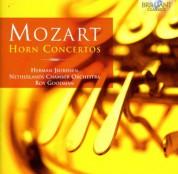 Herman Jeurissen, Netherlands Chamber Orchestra, Roy Goodman: Mozart: Horn Concertos - CD