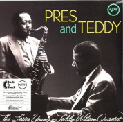 Lester Young, Teddy Wilson: Pres And Teddy - Plak