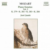 Mozart: Piano Sonatas, Vol. 3 (Piano Sonatas Nos. 1, 4, 5 and 6) - CD