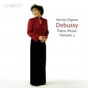 Noriko Ogawa: Debussy: Piano Music Volume 3 - CD
