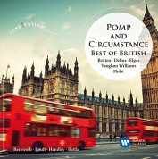 Çeşitli Sanatçılar: Pomp and Circumstances - Best Of British - CD