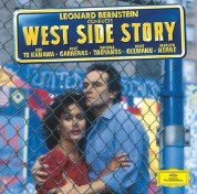 José Carreras, Marilyn Horne, Leonard Bernstein, Kurt Ollmann, Kiri Te Kanawa, Tatiana Troyanos: Bernstein: West Side Story - CD