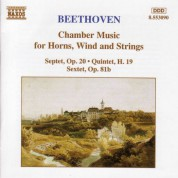 Beethoven: Chamber Music for Horns, Winds and Strings - CD