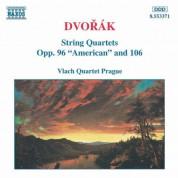 Vlach Quartet Prague: Dvorak, A.: String Quartets, Vol. 1 (Vlach Quartet) - Nos. 12,