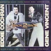 Eddie Cochran: Back To Back - CD