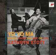Yo-Yo Ma, Kathryn Stott: Songs from the Arc of Life - CD