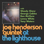 Joe Henderson Quintet At The Lighthouse - CD