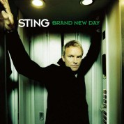 Sting: Brand New Day - CD