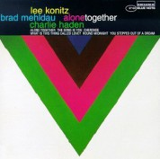 Lee Konitz, Brad Mehldau, Charlie Haden: Alone Together (Live) - CD