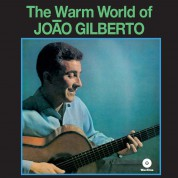 João Gilberto: The Warm World - Plak