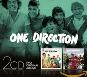 One Direction: Up All Night / Take Me Home (Two Original Albums) - CD