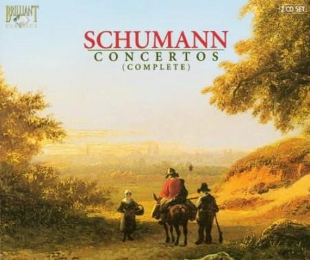 Schumann: Complete Concertos - CD