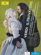 Anna Netrebko, Daniel Barenboim, Gaston Rivero, Marina Prudenskaya, Plácido Domingo, Staatskapelle Berlin: Verdi: Il Trovatore - DVD