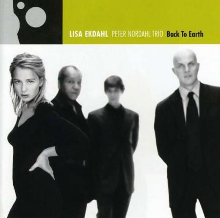 Lisa Ekdahl: Back to Earth - CD