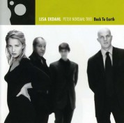 Lisa Ekdahl: Back to Earth - CD