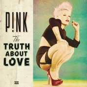 Pink: TRUTH ABOUT LOVE - Plak