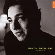 Fazıl Say: Haydn:  Piano Sonatas - CD