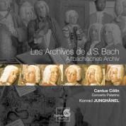 Cantus Cölln, Konrad Junghänel: Das Altbachische Archiv - CD