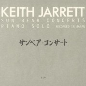 Keith Jarrett: Sunbear Concerts - CD