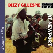 Dizzy Gillespie: At Newport - CD