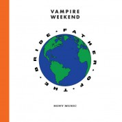 Vampire Weekend: Father Of The Bride - Plak