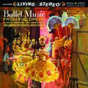 Orchestre de la Société des Concerts du Conservatoire, Anatole Fistoulari: Ballet Music from the Opera (200 gr.) - Plak