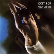 Iggy Pop: New Values - Plak