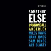 Cannonball Adderley: Somethin' Else (Limited Edition - Orange Vinyl) - Plak