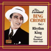 Crosby, Bing: Rhythm King (1926-1930) - CD