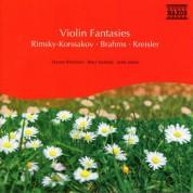 Takako Nishizaki: Violin Fantasies - CD