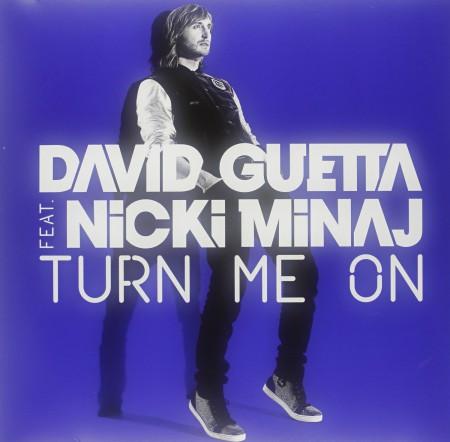 David Guetta, Nicki Minaj: Turn Me on - Plak