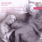 Pamela Heuvelmanns, Nicol Matt, Robert Morvaj, Thomas Pfeiffer, Südwestdeutsches Kammerorchester Pforzheim, Barbara Werner, Chamber Choir of Europe: Mozart: Requiem - CD