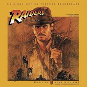 John Williams: Indiana Jones: Raiders Of The Lost Ark - Plak