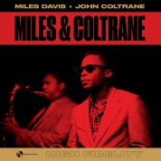 Miles Davis, John Coltrane: Miles & Coltrane - Plak
