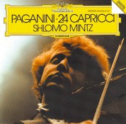 Shlomo Mintz: Paganini: 24 Capricci - CD